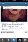 Danny Roberts instagram comment